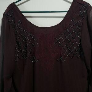 BKE Boutique blouse